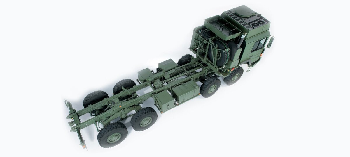 HX - High Mobility Truck System